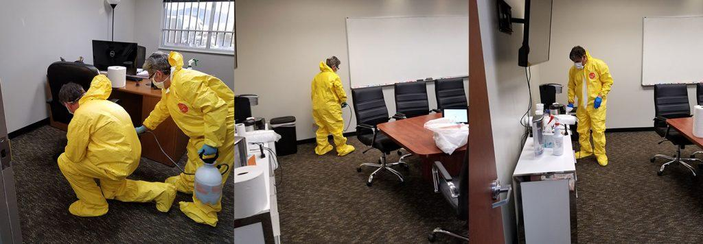Covid-19 Disinfecting Services Houston, TX